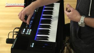 Native Instruments Komplete Kontrol S Series Overview - Sweetwater Sound