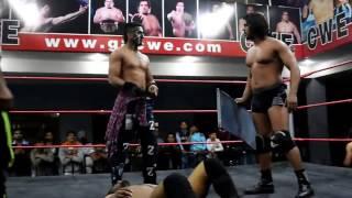 The Great Khali CWE Saturday night show RUDRA vs SURYA TAKER vs ARYA,Z