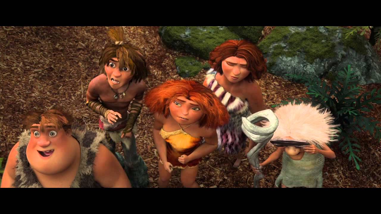 Download The Croods   Official Trailer 3   20th Century FOX