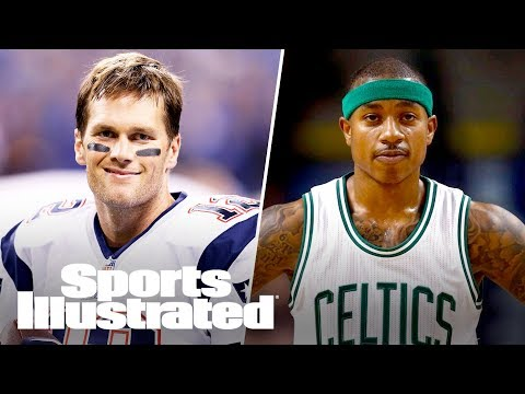 Was Tom Brady's Text To Isaiah Thomas Calculated For His Image? | SI NOW | Sports Illustrated
