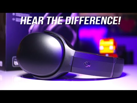 SKULL VIBRATOR! Skullcandy Crusher ANC vs Sony WH-1000XM3 REVIEW