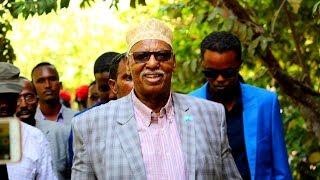 Faah-faahin: Madaxweynaha Galmudug Mr Xaaf oo ka Badbaaday Weerarkii Nairobi.