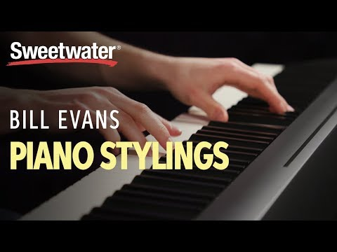 Unlocking Your Inner Bill Evans — Piano Stylings of a Bill Evans | Piano Lesson