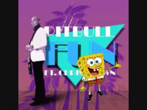 Pitbull - Fun Remix ft. Spongebob