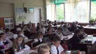 Відкритий урок з читання для РОіППО в 2Б класі