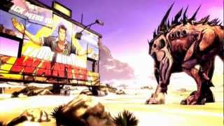 Borderlands 2 Main Screen Song Video [HD/ Widescreen]