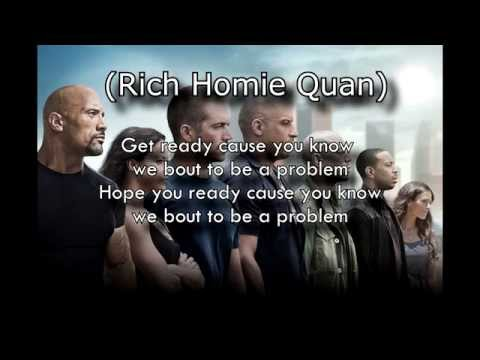Ride Out - Kid Ink, Tyga, Wale, YG, Rich Homie Quan (Instrumental + Lyric) (Prod. Eizy)