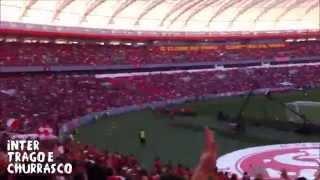 INTER 4 x 0 Flamengo - Brasileirão 2014 - TEMA DA VITÓRIA