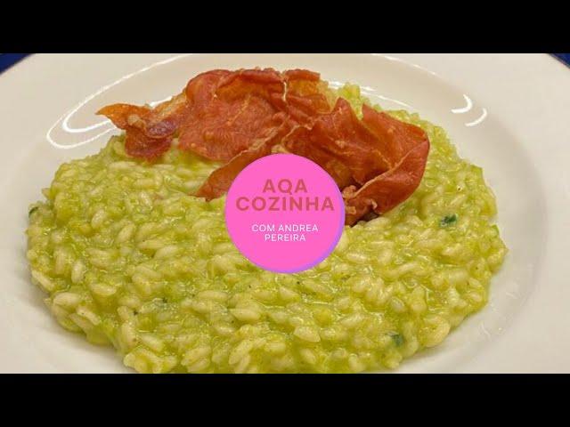 #CozinhaAQA com Andréa Pereira