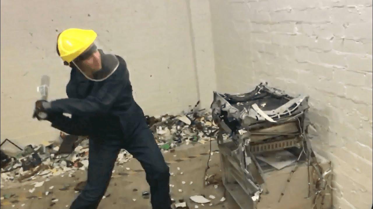 Sydney's Smash Brothers taps into appetite for destruction