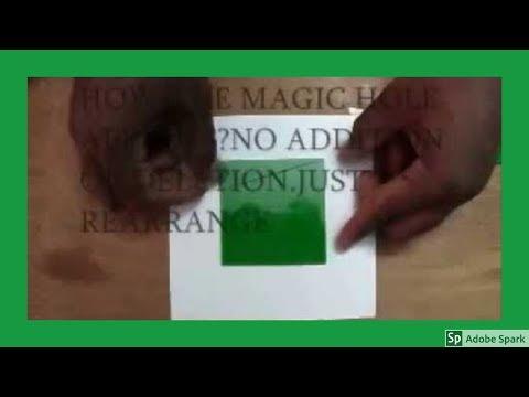 ONLINE MAGIC TRICKS TAMIL I ONLINE TAMIL MAGIC #310 I SQUARE PUZZLE 2