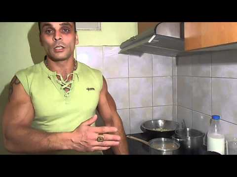 Strava pro růst svalů
