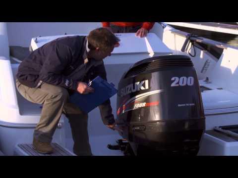 Att sälja båt genom Eriksson Marine