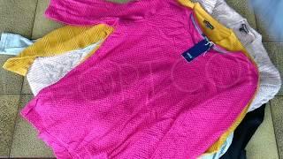 Одяг оптом Brand Mix сток осінь-зима 11,9 €/кг лот #274