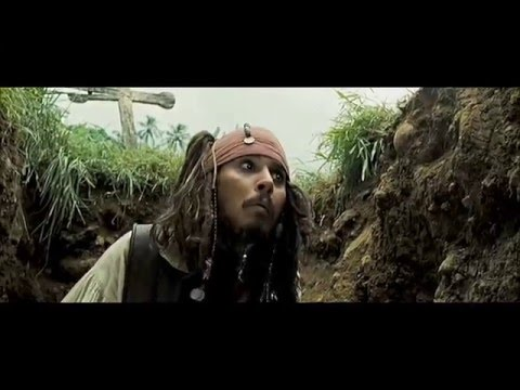 Pirates Of The Caribbean: Dead Man's Chest (2006) Scene: 'Isla Cruces'