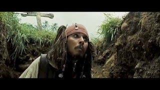 Pirates Of The Caribbean: Dead Man's Chest (2006) Scene: 'Isla Cruces'