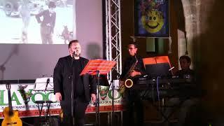 Festa La Voce di Manduria 2018 - Simone Ciccarese canta