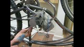Installing An 80cc Motorized Bike Kit