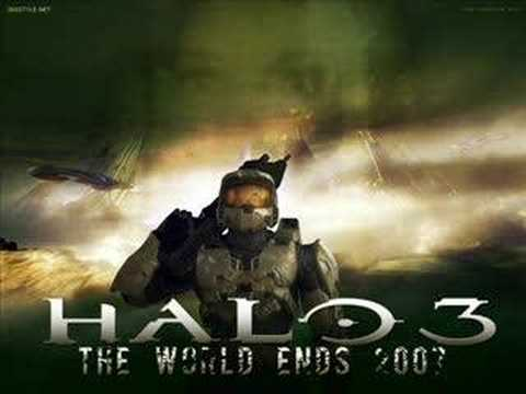 Halo 3 Soundtrack: The Storm: This Is The Hour