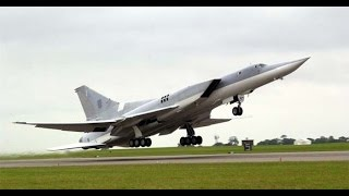 Легендарные самолеты. Туполев Ту-22М - Сверхзвуковая эволюция