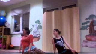 JOGA vinyasa Powitanie Ziemi - Yoga Earth Salutations