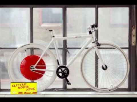 Electric Motor News N 5 2010 Inizio Bici Ducati E Bicii Elettriche A Copenhagen