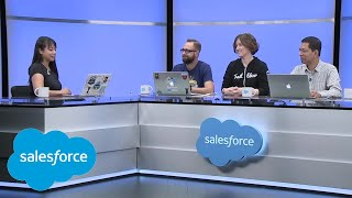 Developer Preview Live – Release Readiness LIVE, Spring '18