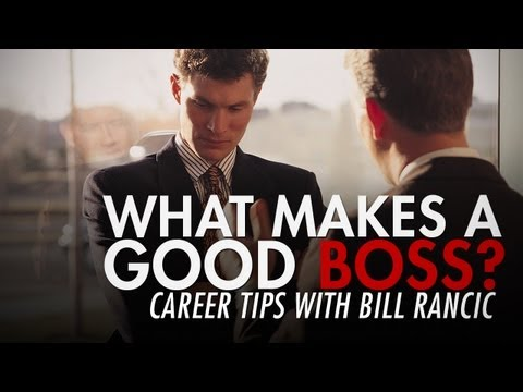The Differences Between Good And Bad Bosses