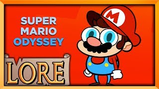 SUPER MARIO ODYSSEY: Married with Koopas   LORE in a Minute!   The Royal Wedding