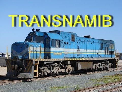 NAMIBIA TRAINS: Transnamib