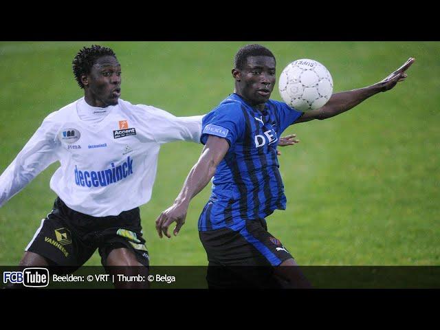 2008-2009 - Jupiler Pro League - 06. KSV Roeselare - Club Brugge 0-1