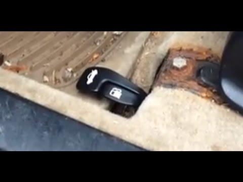 My Gas Door Won T Open Youtube