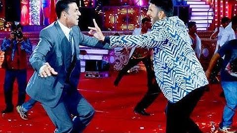 Chhaje upar boyo ri bajro khilgo phool chameli ko ranveer Singh and akshay Kumar dance djremix vedio
