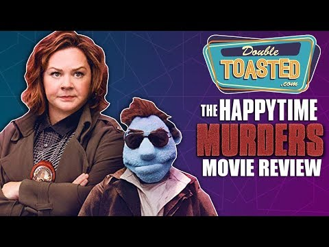 THE HAPPYTIME MURDERS MOVIE REVIEW - Not as bad as people assumed?!