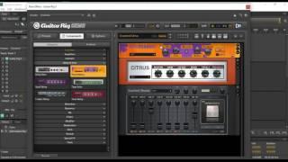 Belajar Adobe Audition Cs 6 | Guitar rig 5 + adobe audition | vst plugin