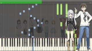 Donna Hoshizora Yori Mo, Donna Omoide Yori Mo - Imouto Sae Ireba Ii ED [Piano Tutorial +Midi|Sheet]