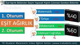 YGS ve LYS yerine gelen yeni sistem YKS Sınavı Hakkında Bilgi