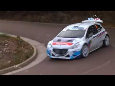 ERC - 2014 Corsica Rally - Day 2