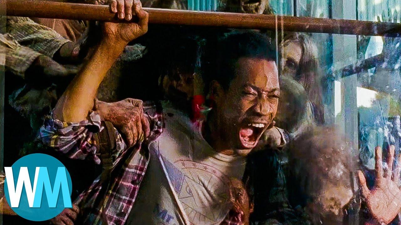 Download Top 10 Gruesome Walking Dead Deaths By Zombies