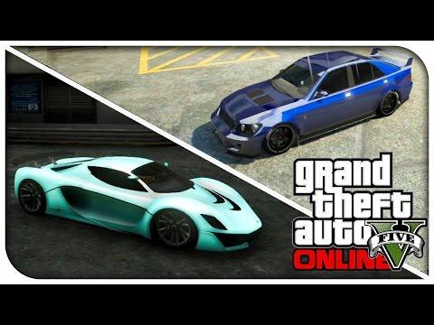 Gta Chrome Car Gta 5 Online Blue Chrome