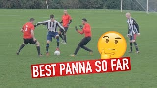 PANNA OF THE YEAR? | Brotherhood's Sunday League Football
