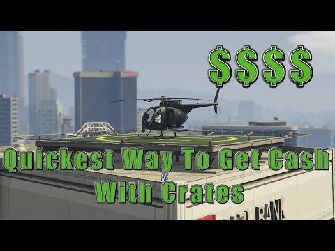 Quickest Way To Get Legit Cash With Special Cargo | GTA Online Finance and Felony