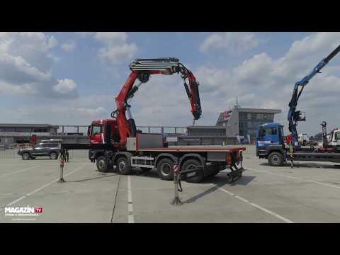 MAN TGS 41.440 8x8 with FASSI F990RA.2.26L616 knuckle boom heavy-duty cranes