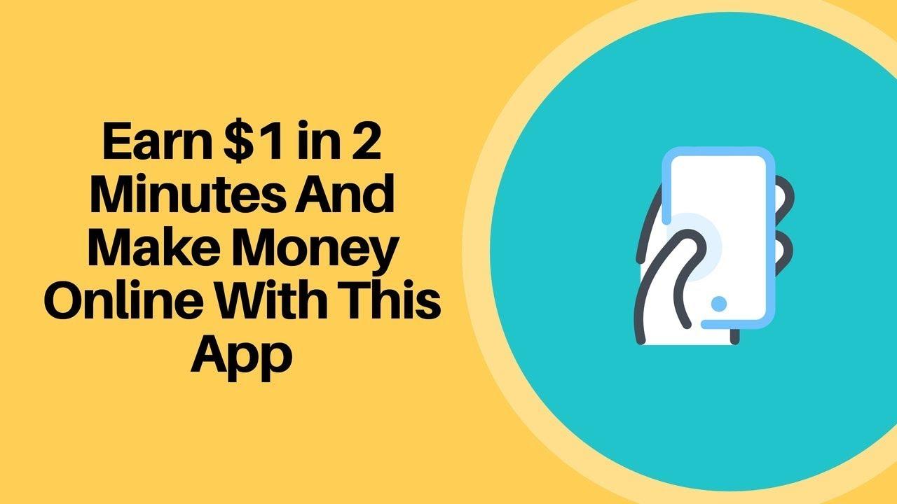faceți bani online în 2 minute)