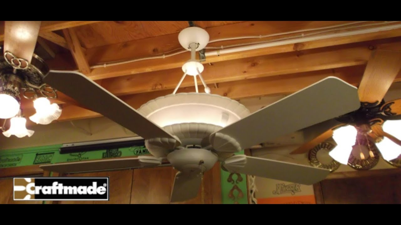 Craftmade constantina ceiling fan youtube craftmade constantina ceiling fan mozeypictures Choice Image