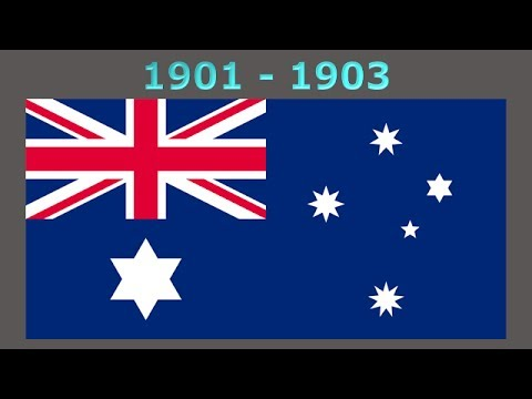 History of the Australian flag
