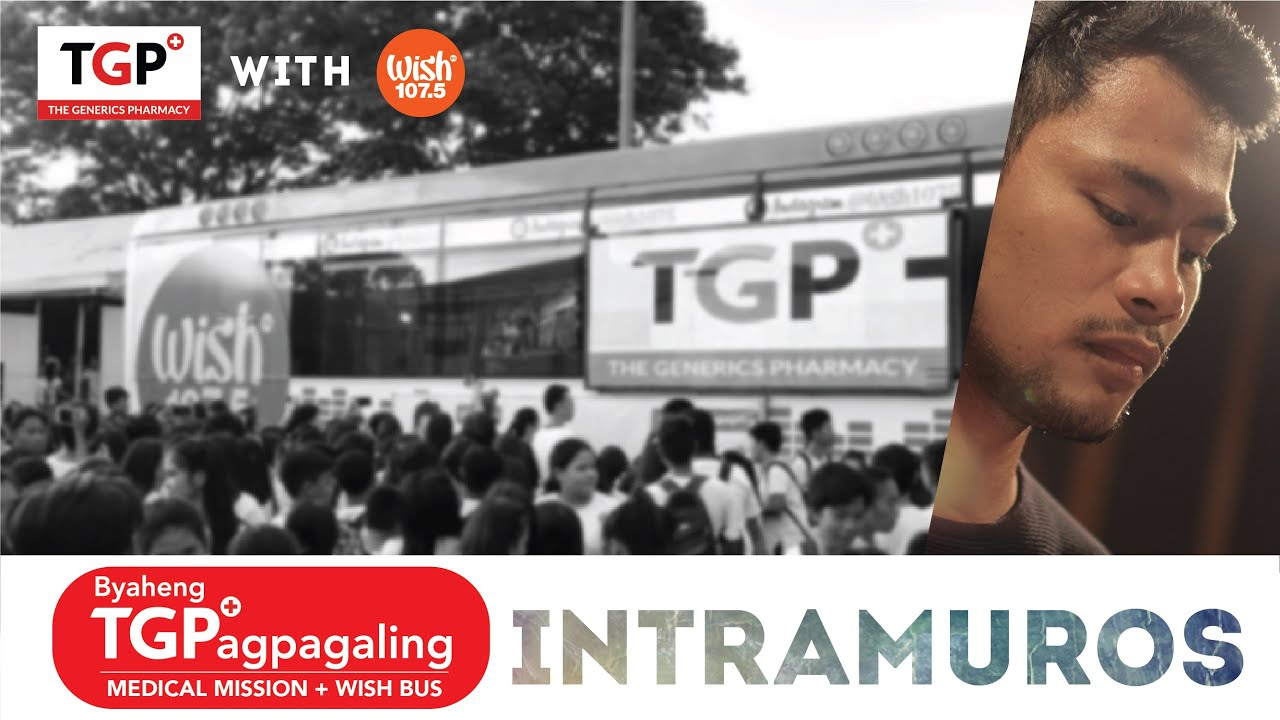 Byaheng TGPagpagaling - Intramuros