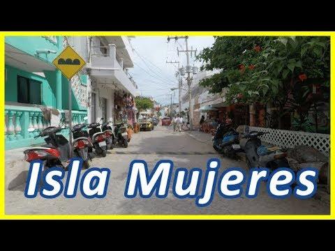 Isla Mujeres, Mexico | Walking Tour