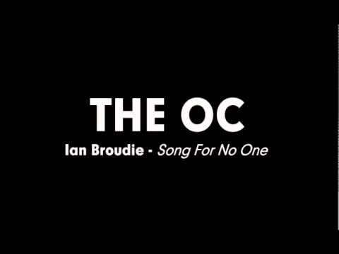 The OC Music - Ian Broudie - Song For No One