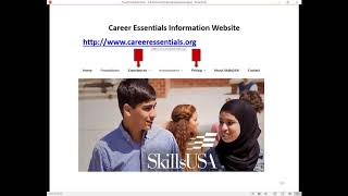 SkillsUSA Career Essentials: Experiences, Overview and Ordering Process